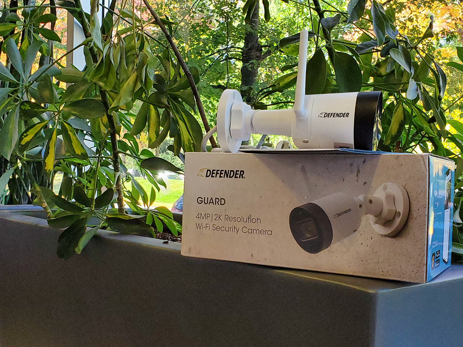 Enter For A Chance To Win A Defender Wireless Home Security Camera From Best Buy Best Buy Blog