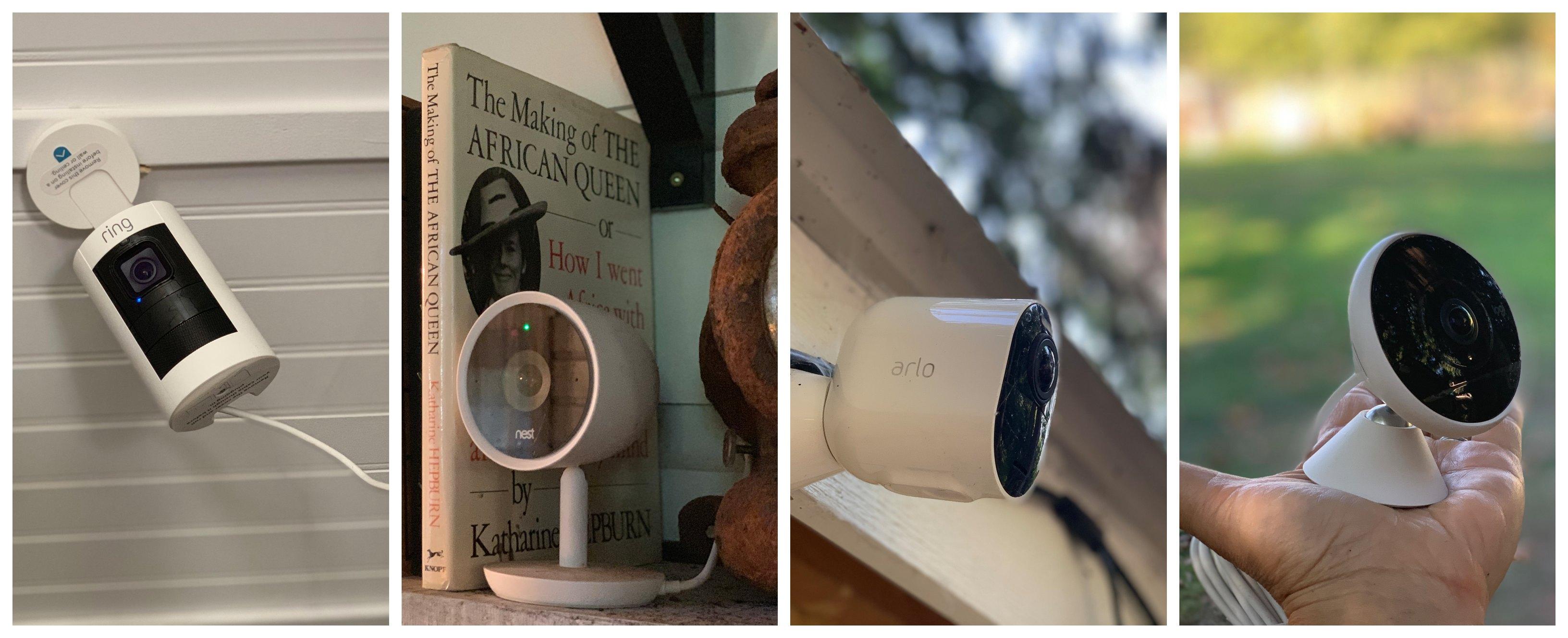 smart home camera comparison