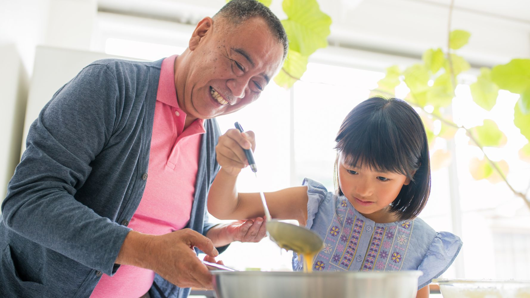 emotional benefits home cooking