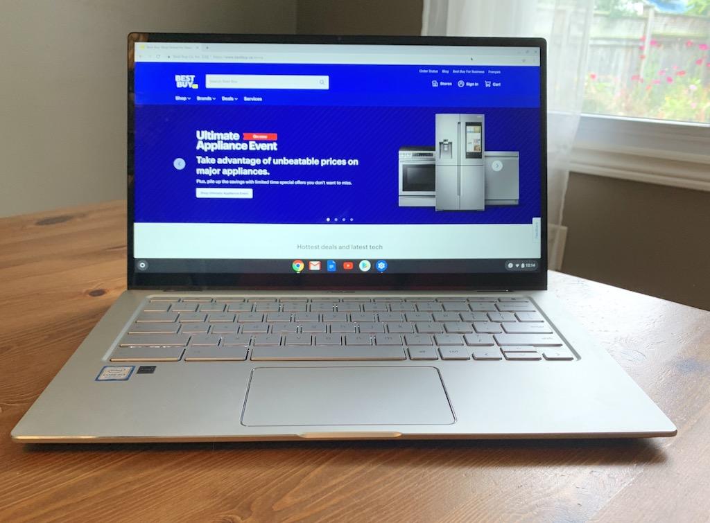 ASUS Chromebook Flip C434 review
