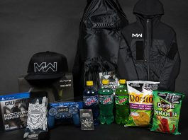Call of Duty prize bundle image