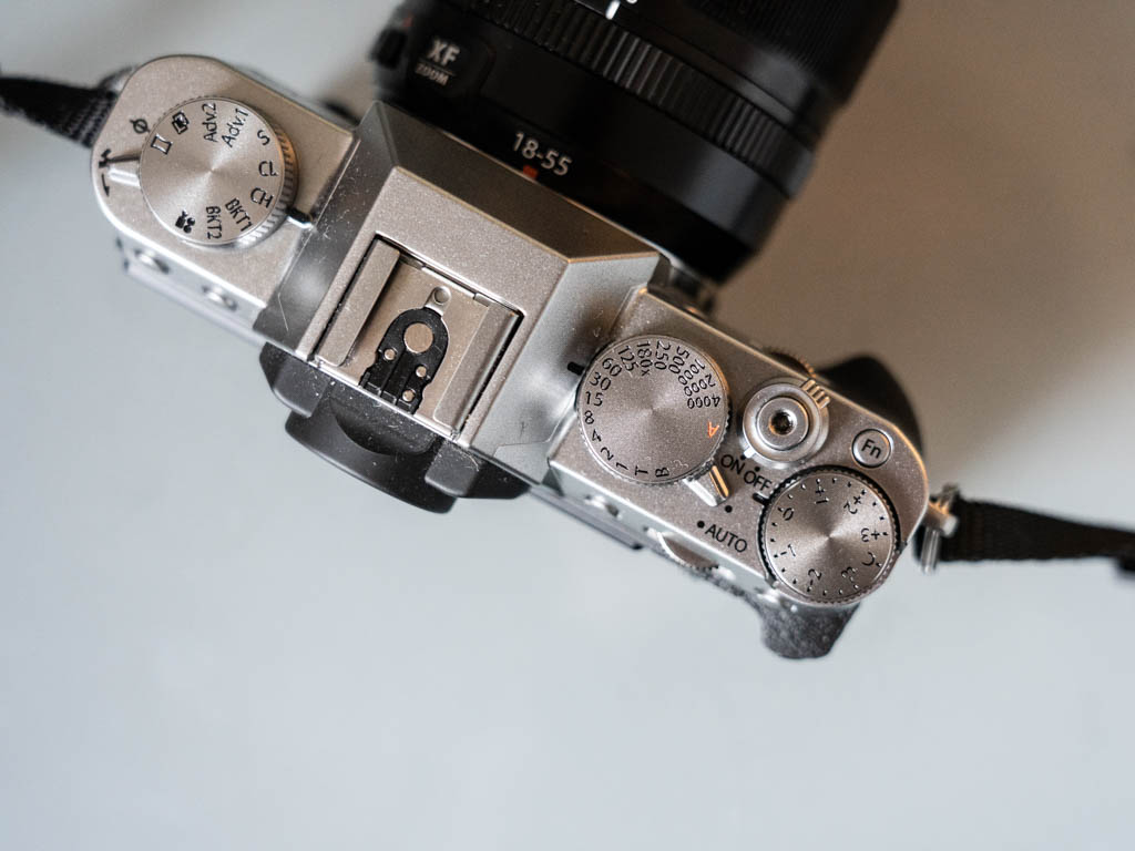 un photo du Fujifilm X-T30