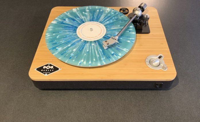 Marley Stir It Up wireless turntable review
