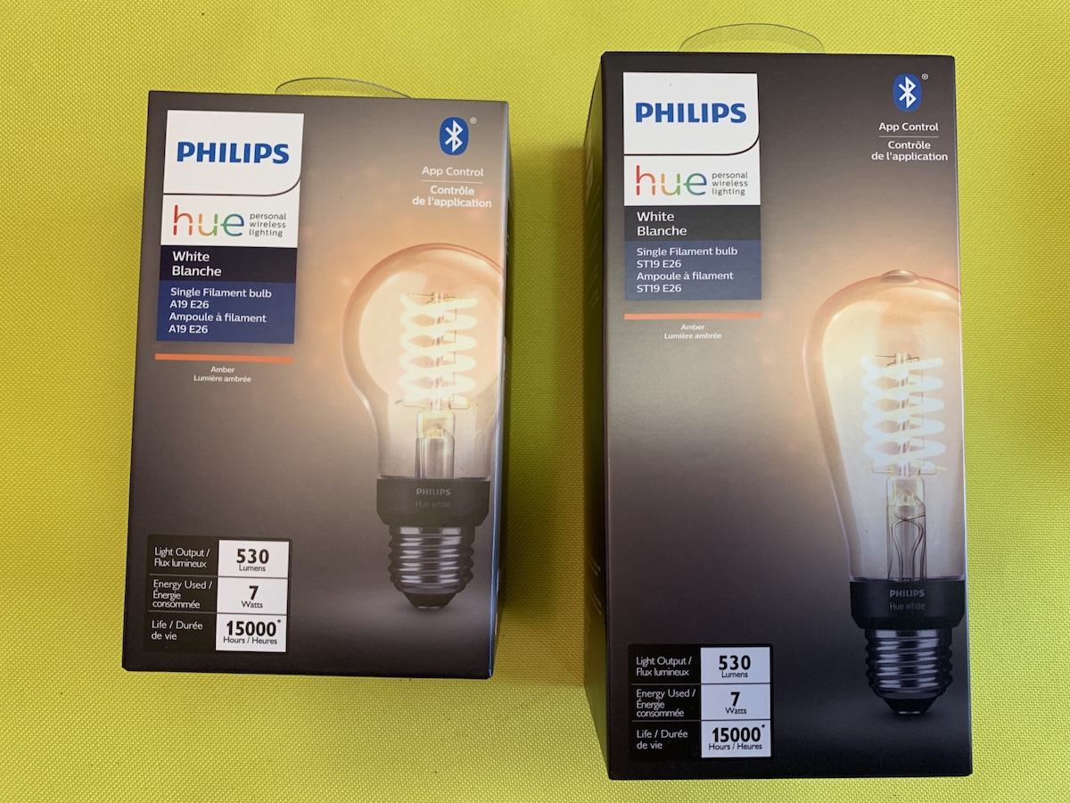 Philips Hue Bluetooth, lights, review