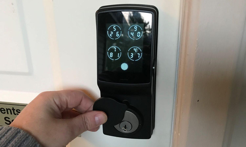 Lockly Wifi Smart Locks
