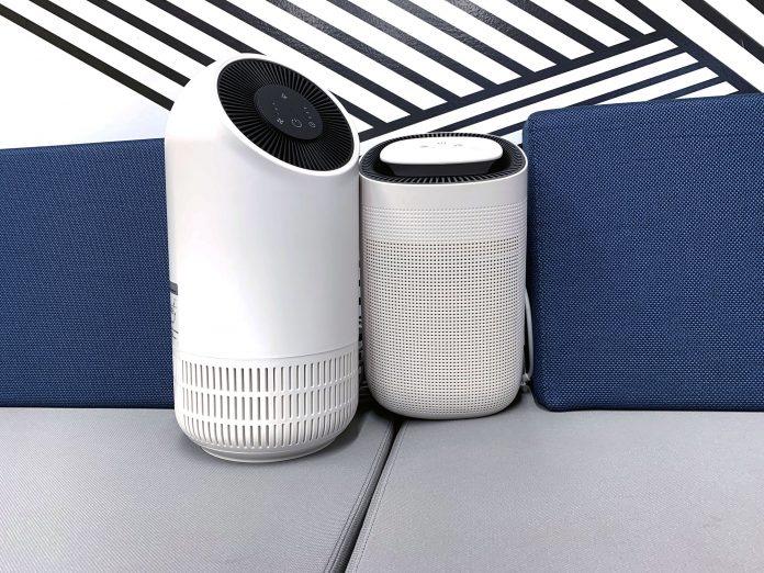 Air Purifier and Dehumidifier