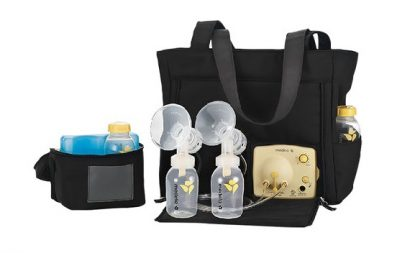 Medela pump In Style Double with Tote