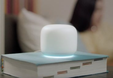 Google Nest Wifi announcement