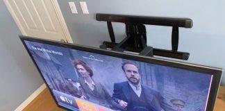 Sanus BLF328 TV wall mount review