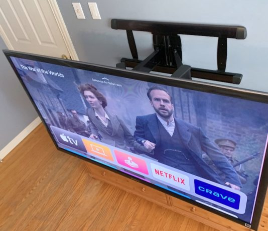 Sanus BLF328 TV wall mount review