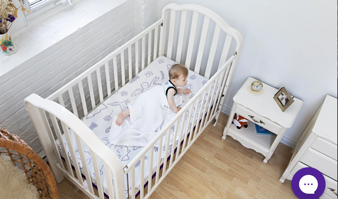 Polysleep baby mattress