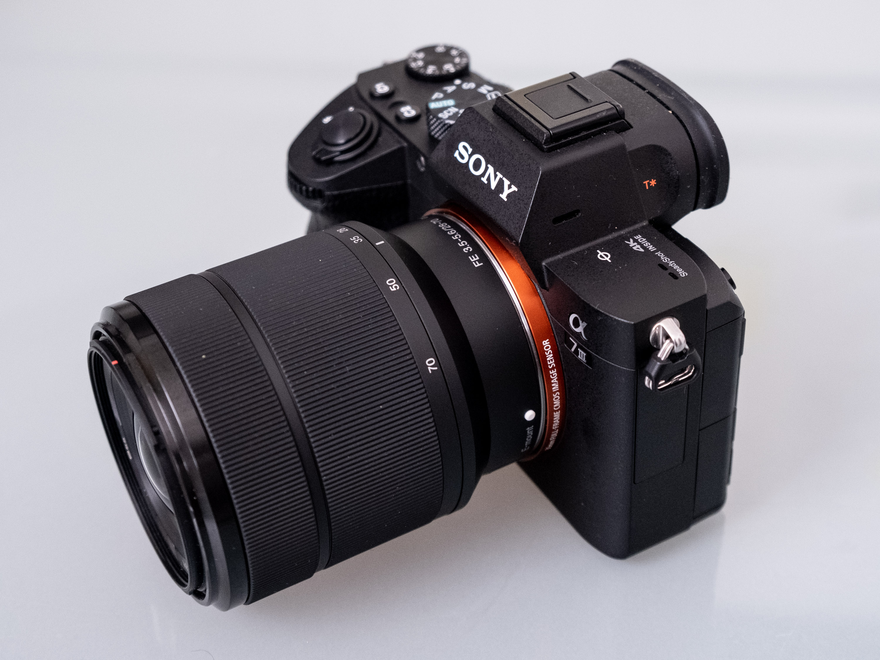 A photo of the Sony a7 III