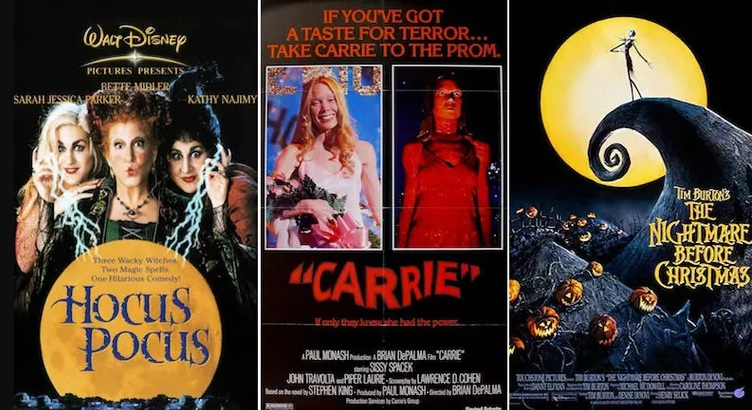 horror films for halloween