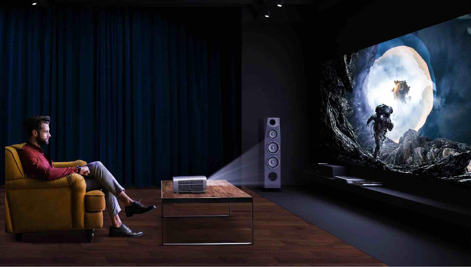 4K home theatre projector