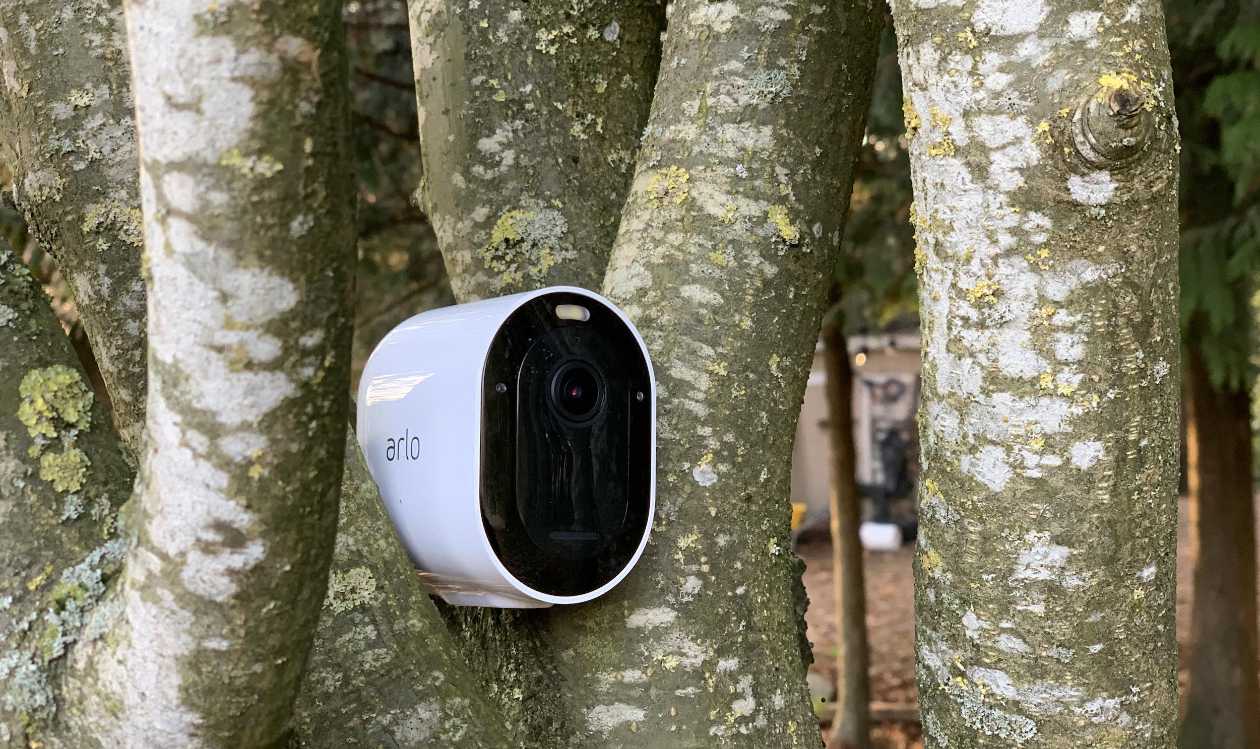 Arlo Pro 3 Outdoor 2K camera