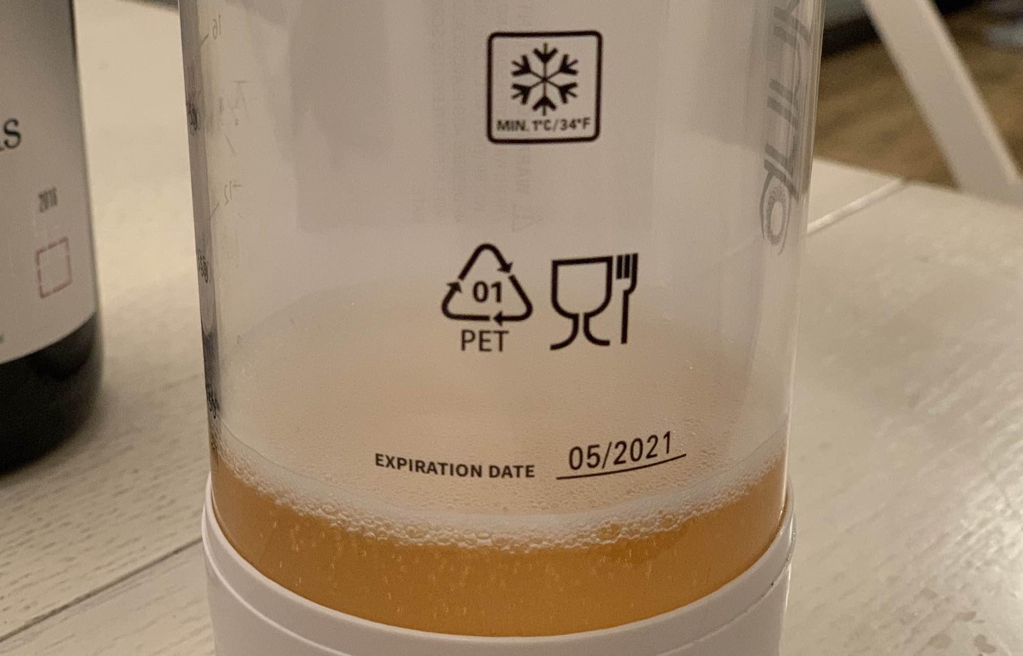 BPA Bottle Soda Maker