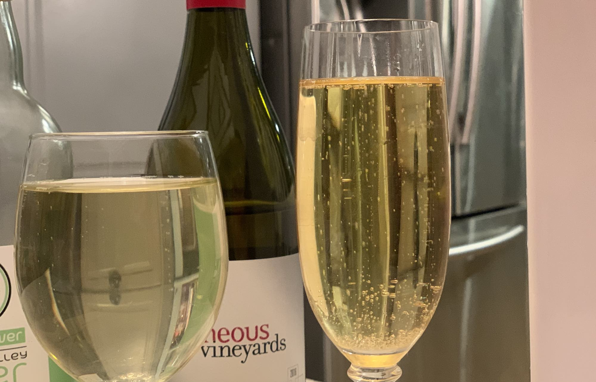 Drinkmate makes bubbly wine