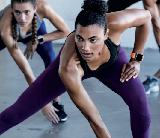 fitness gifts - fitbit ionic