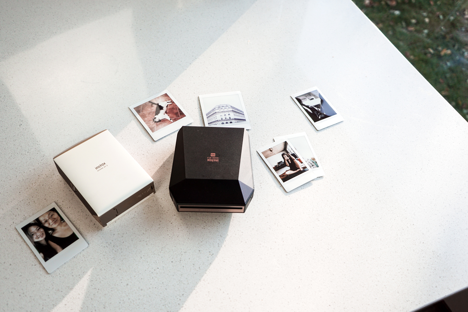 Instant Photography for the Holidays