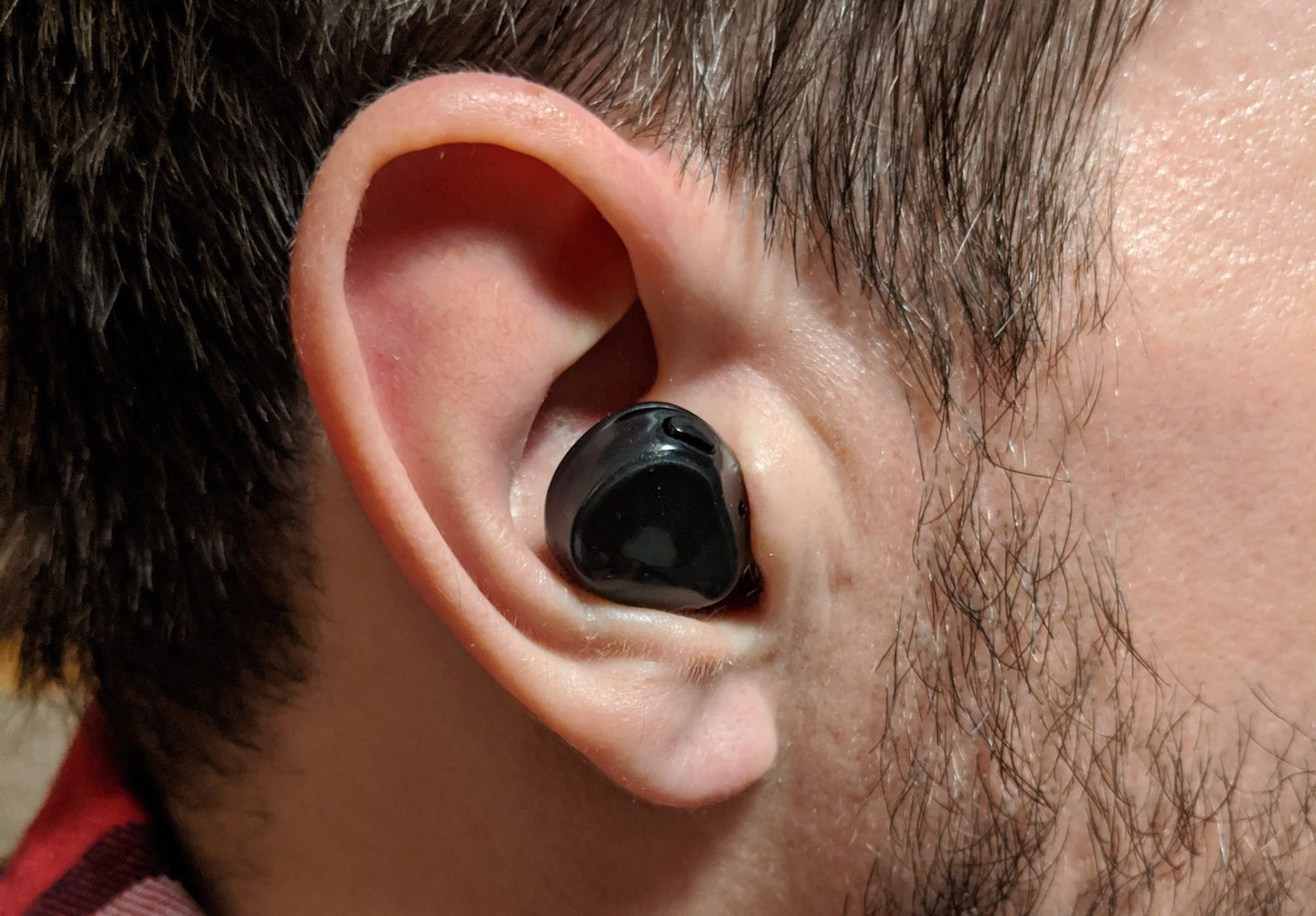Cobble Pro fit - in ear shot
