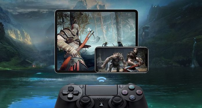 PS4 Remote Play on Android