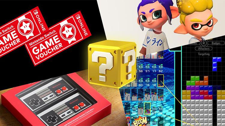 Nintendo Switch Online Exclusive