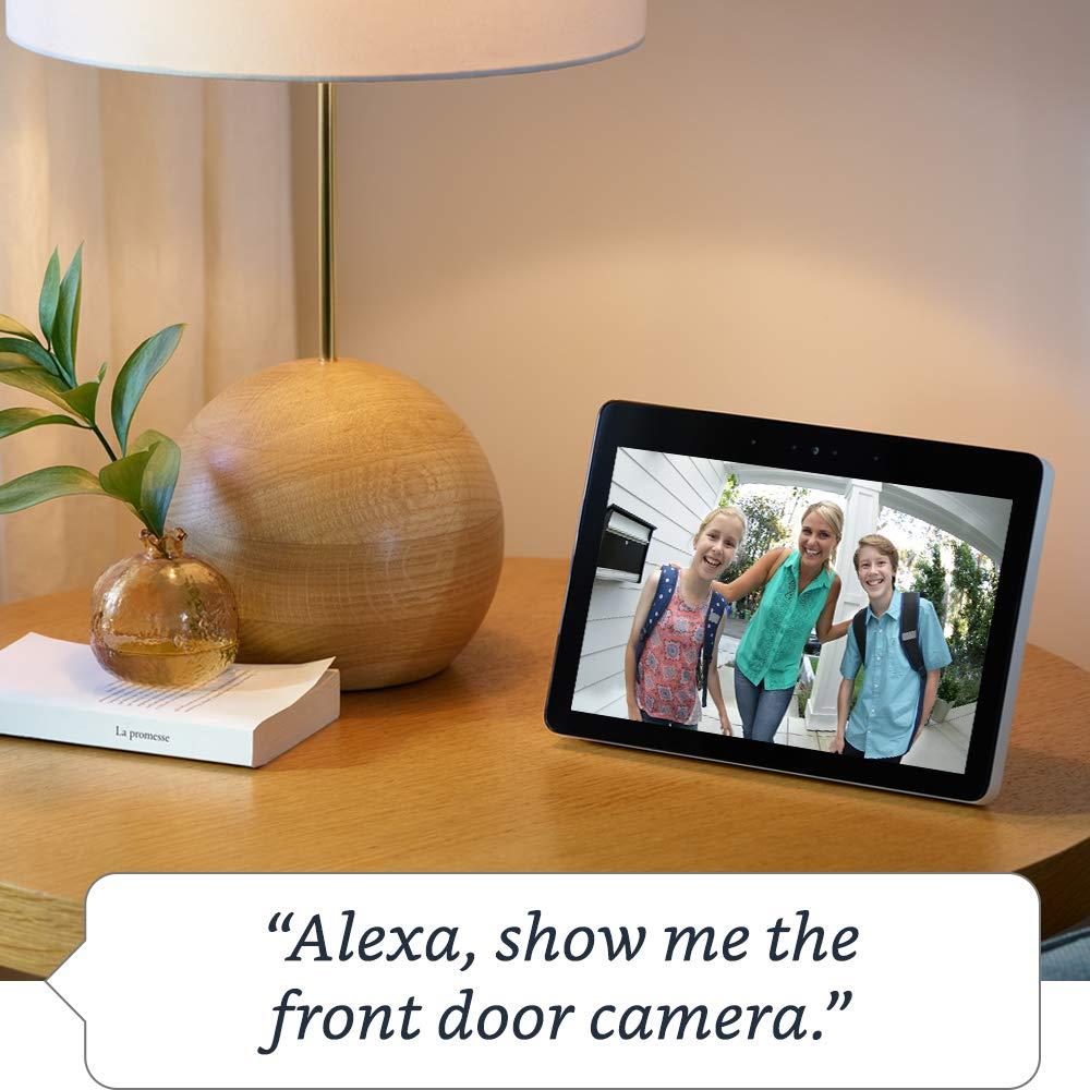 amazon echo show front door camera