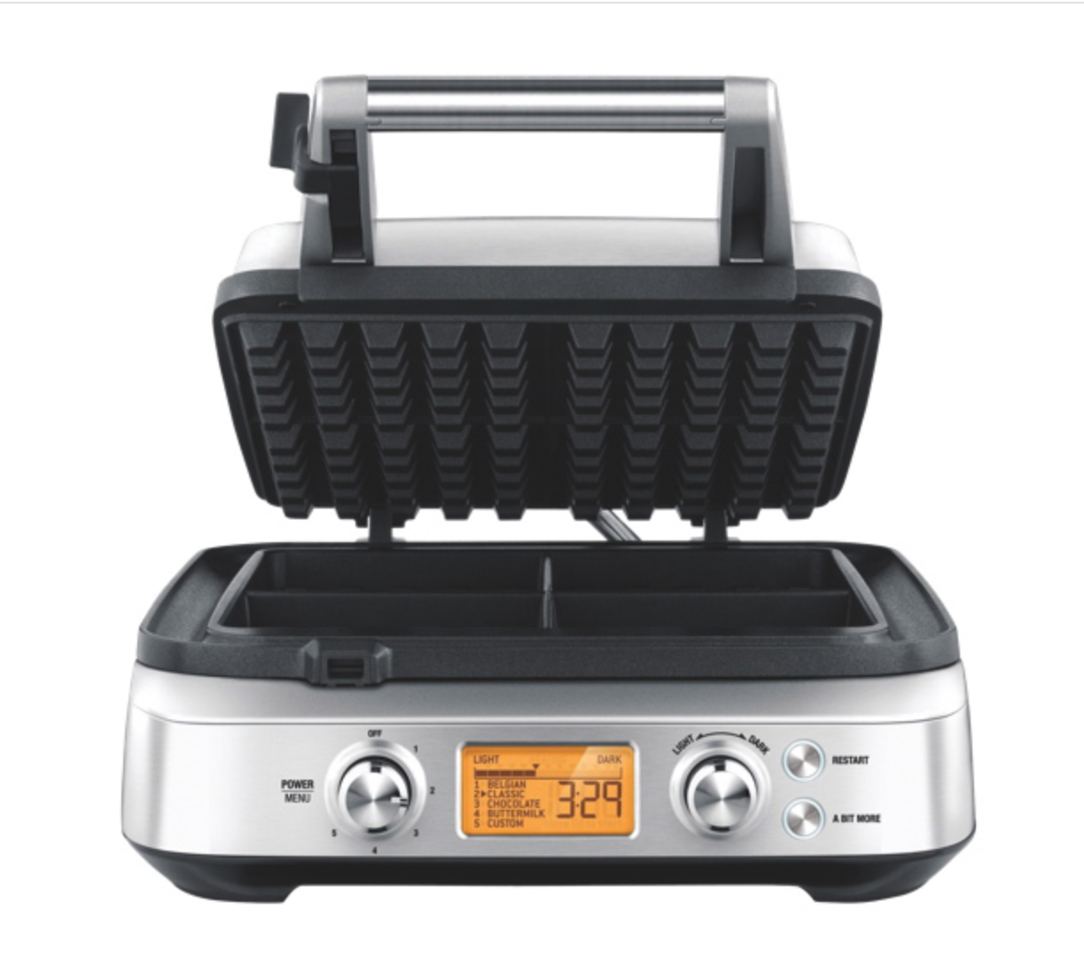 gifts for the cook - breville smart waffle maker