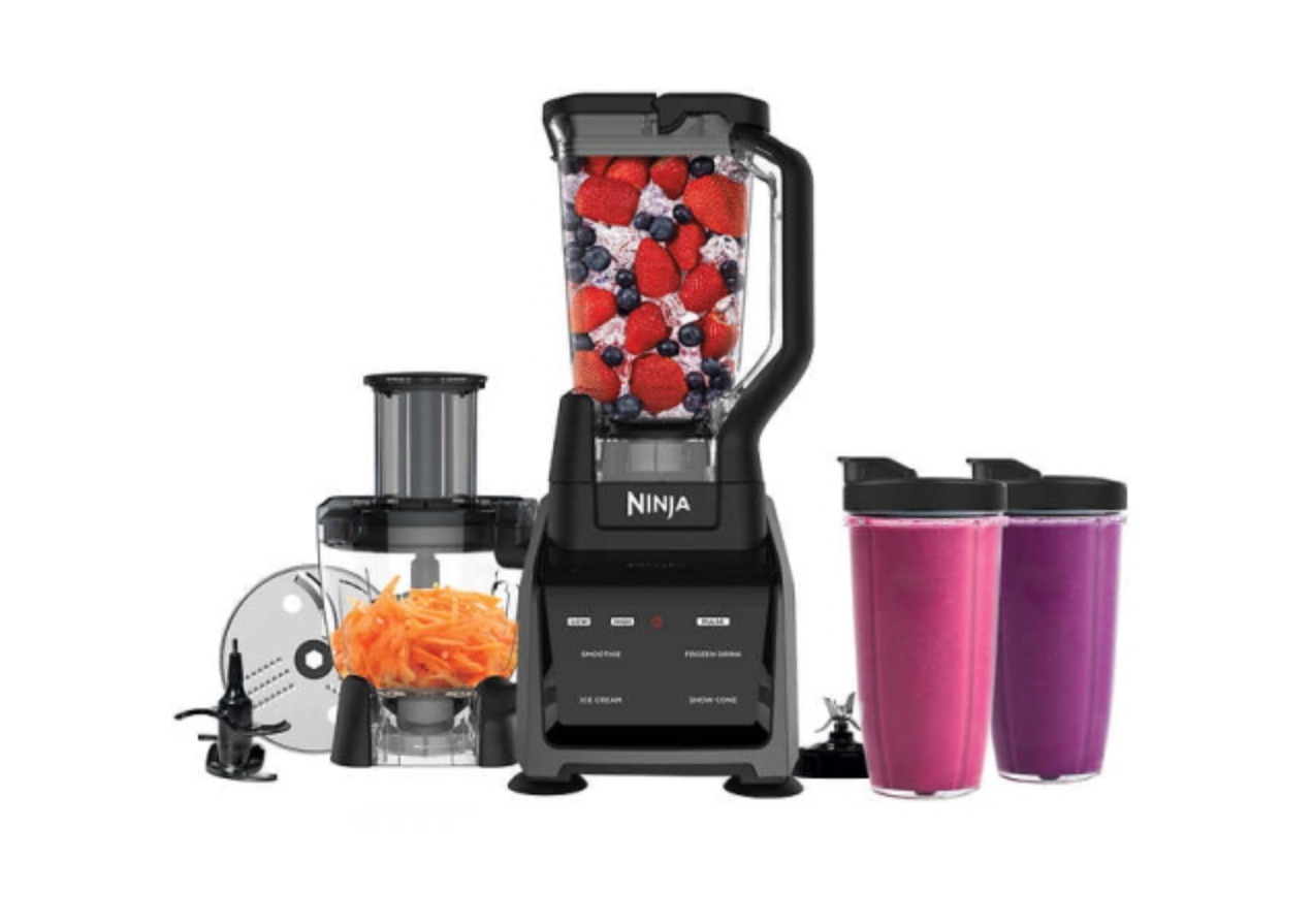 gifts for the cook - ninja blender
