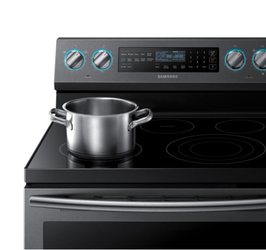 gifts for the cook - samsung smooth top range