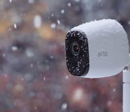 smart cameras for winter