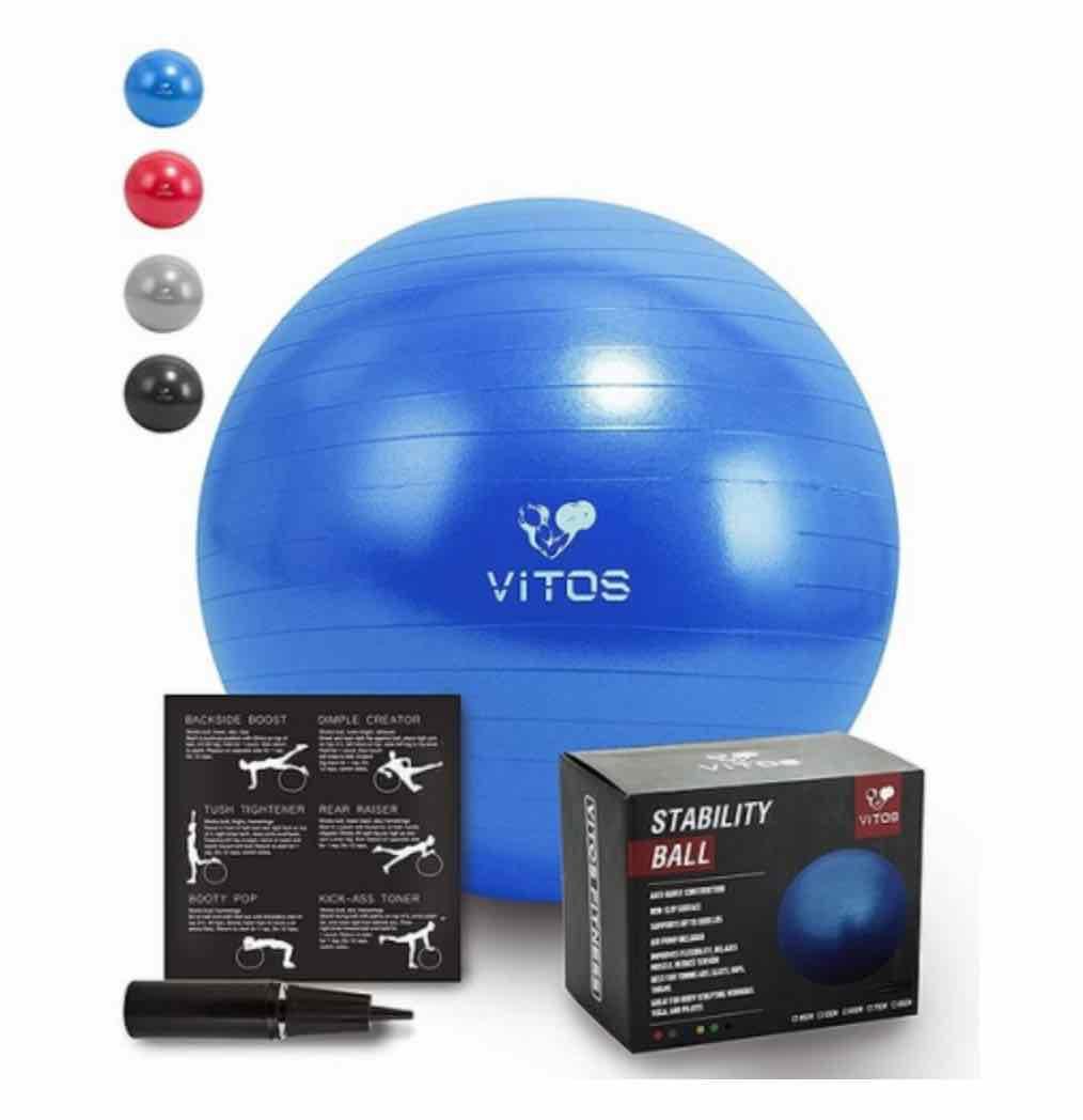 stability balls budget workout
