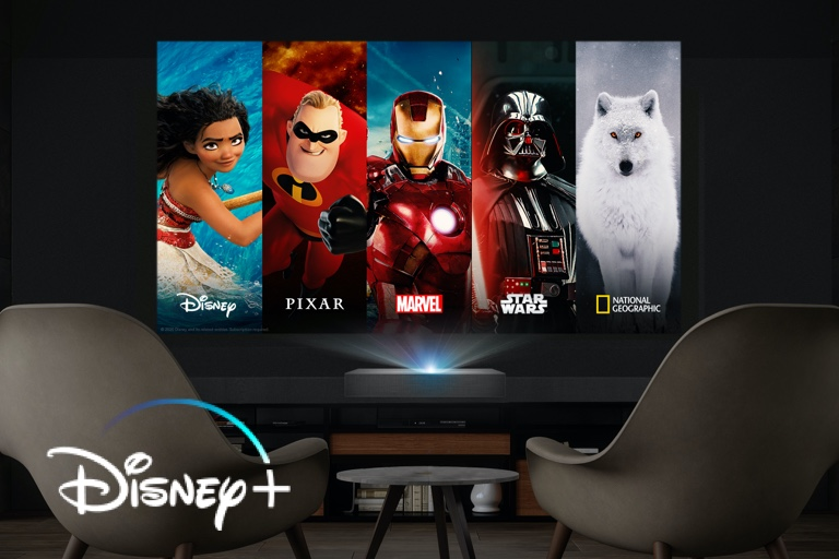 streaming projectors