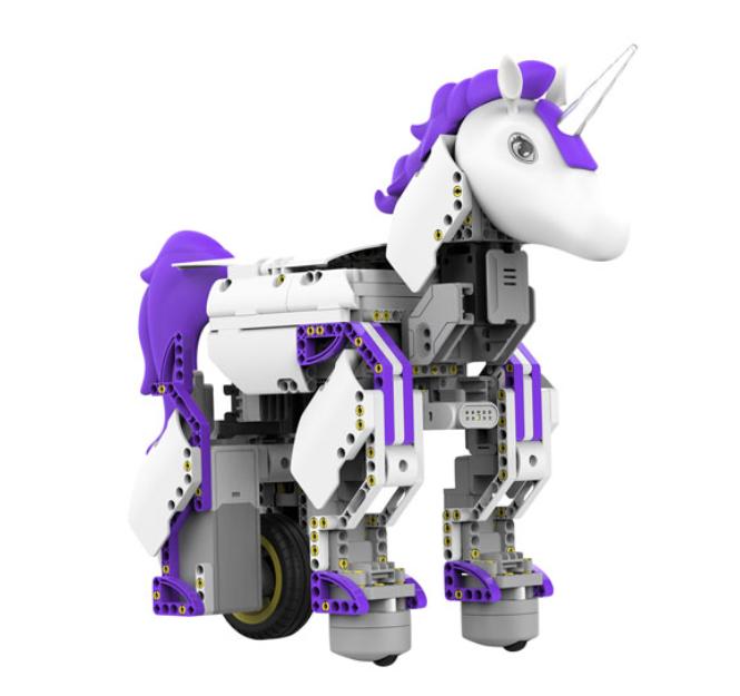 ubtech jimo robot unicorn family fun