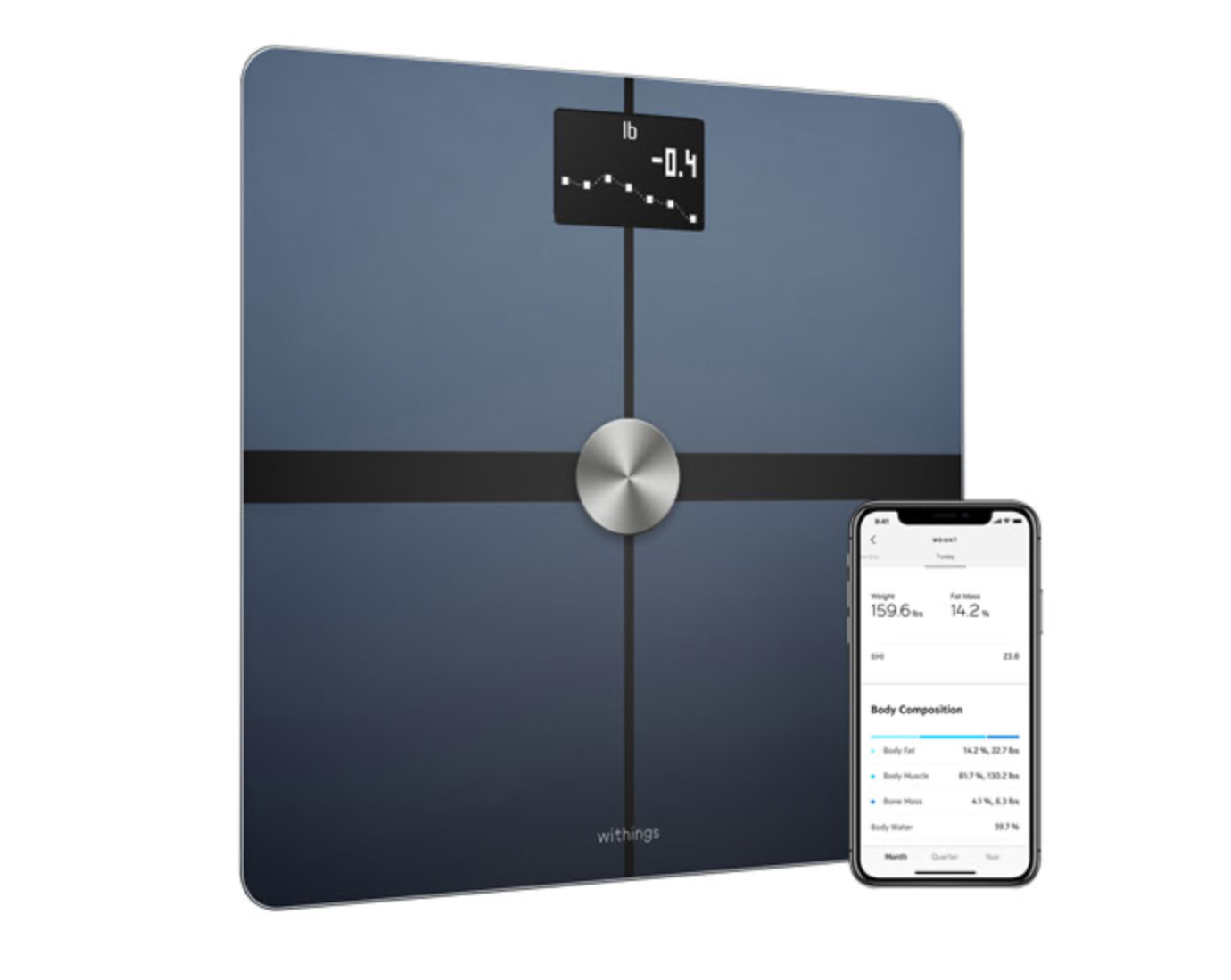 withings body wifi smart scale