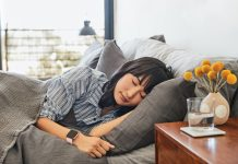 fitbit versa sleep stages