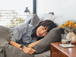 fitbit versa sleep stages