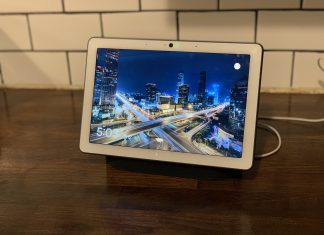 Google Nest Hub Max display review