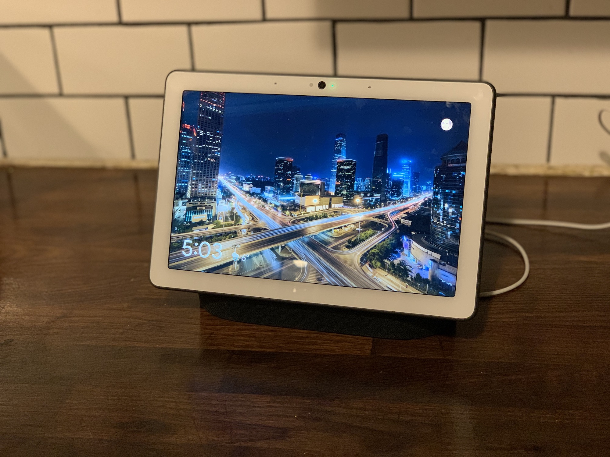 Google Nest Hub Max display review