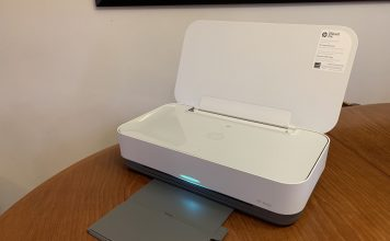 HP, tango printer, review, instant ink