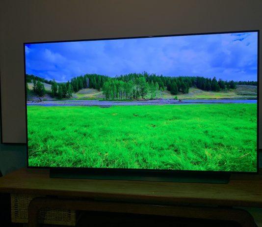 LG C9, OLED, TV review, 4K