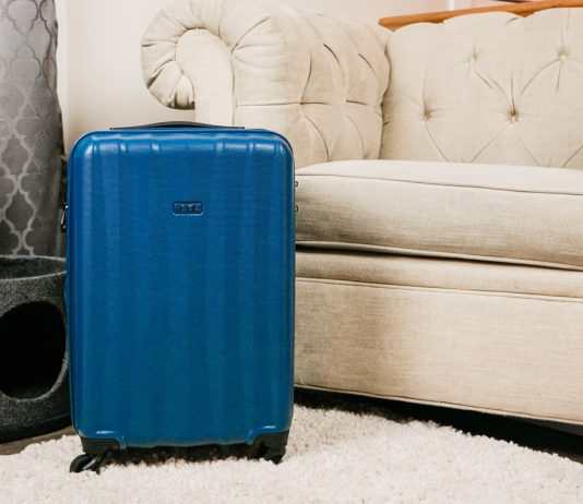 Jump luggage review