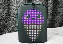 Pix Smart Urban Waterproof LED Backpack review
