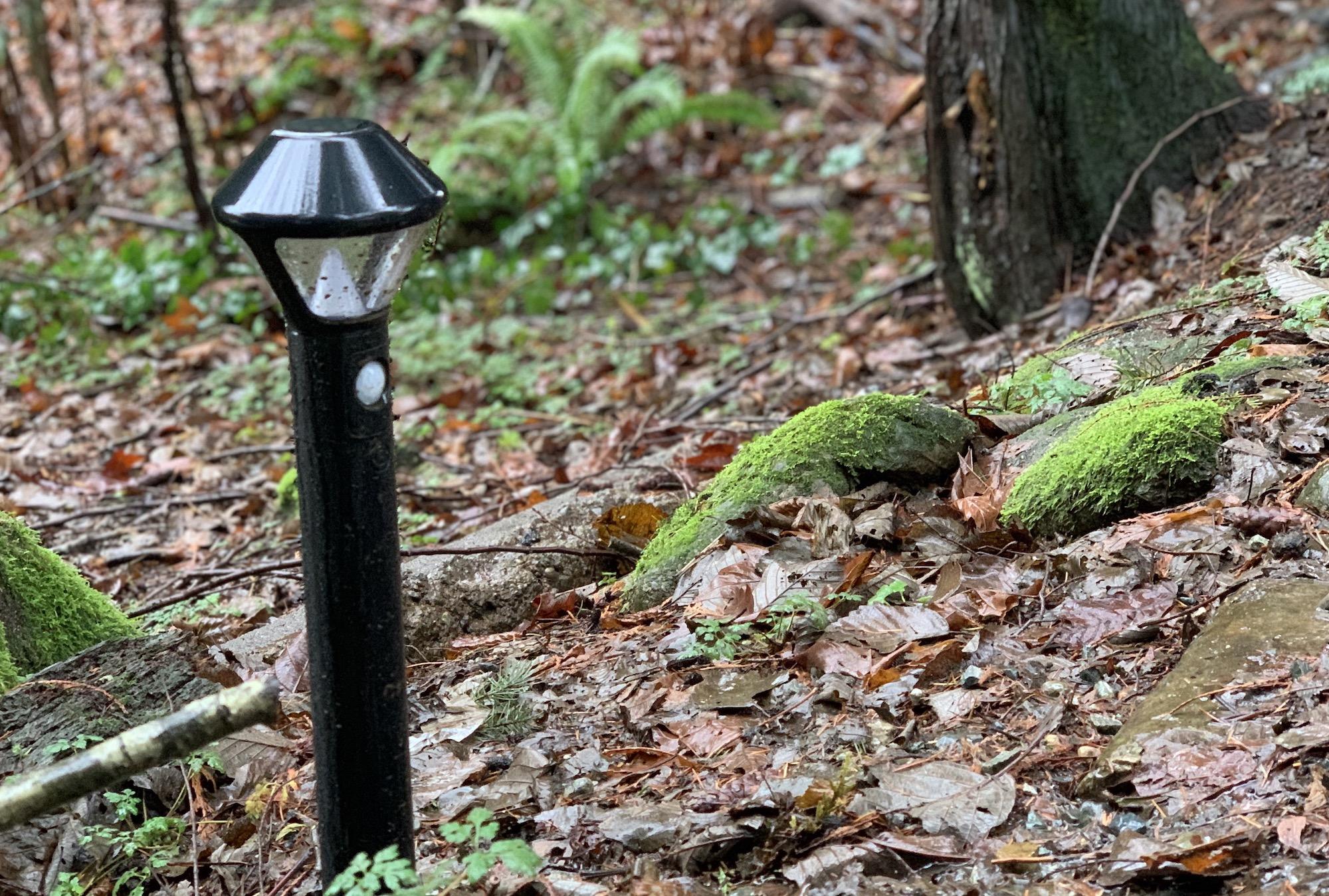 Lampe de chemin de Ring