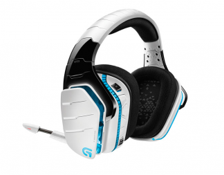 Logitech G933 On-Ear Wireless Gaming Headphones