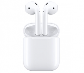 Apple AirPods In-Ear Truly Wireless Headphones