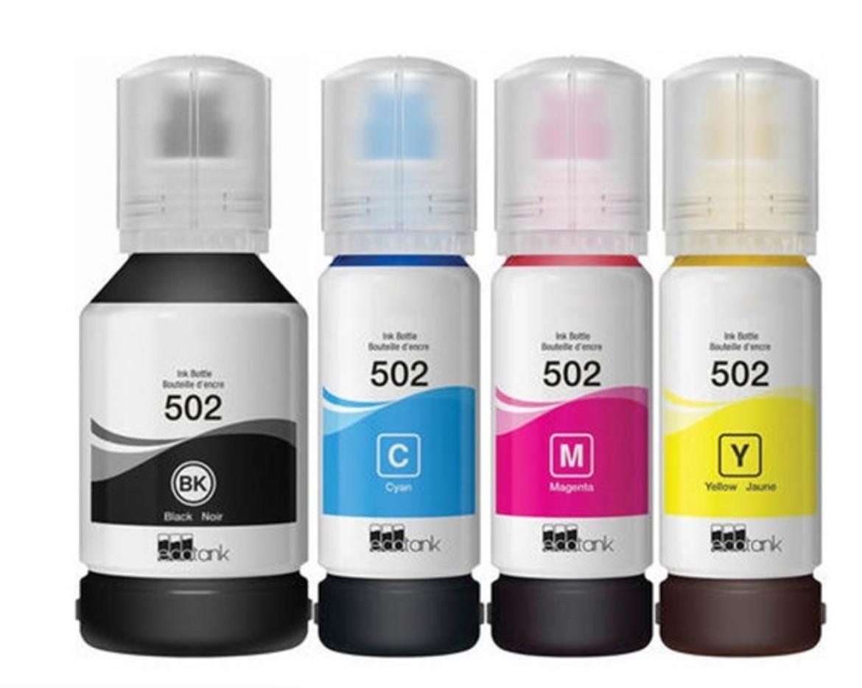 Ink refill Epson EcoTank