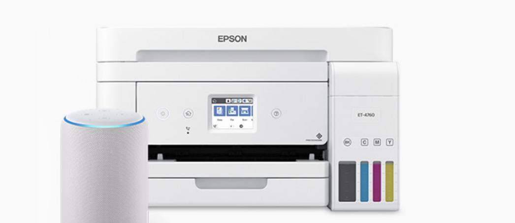 voice printing epson ecotank
