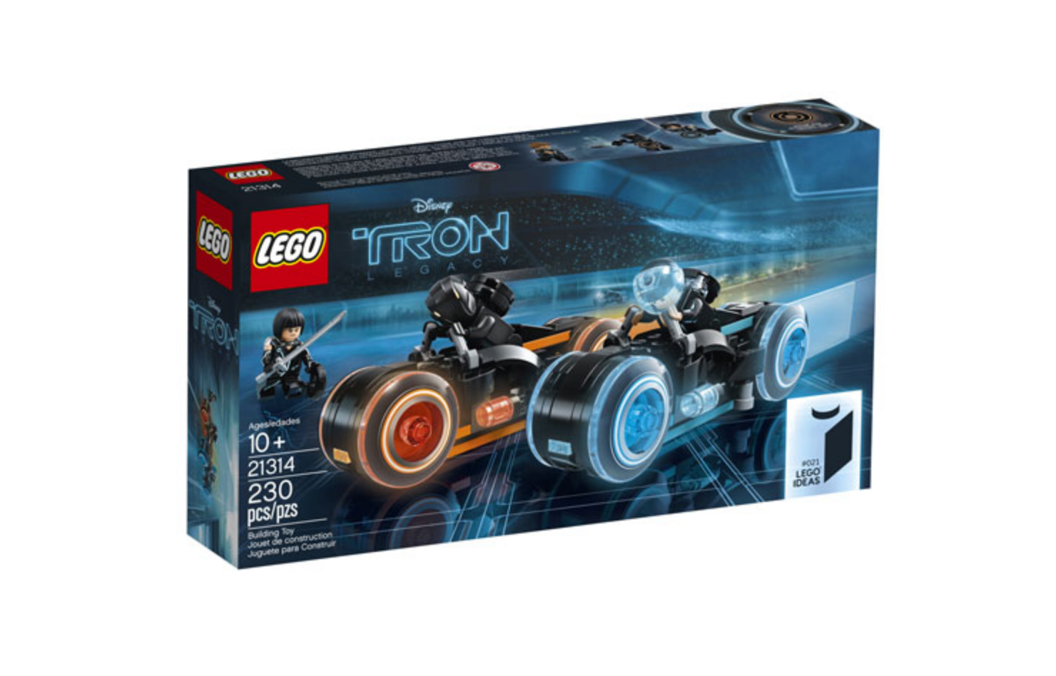 Hard to find Lego Tron