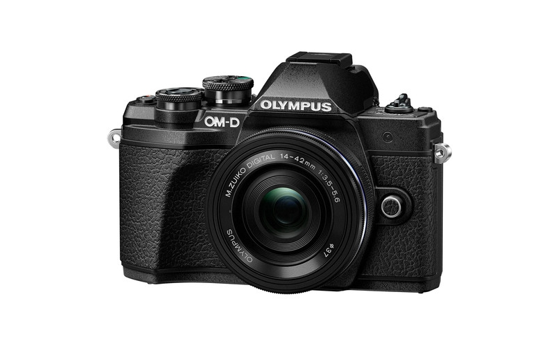 A photo of the Olympus OM-D E-M10